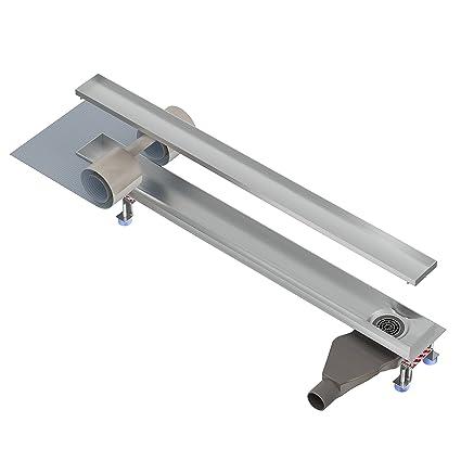 NORDONA® Complete Basic desagüe de acero inoxidable para la ...