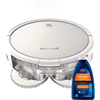 BISSELL SpinWave Hard Floor Expert Wet and Dry Robot Vacuum, WiFi Connected with Structured Navigation, 3115