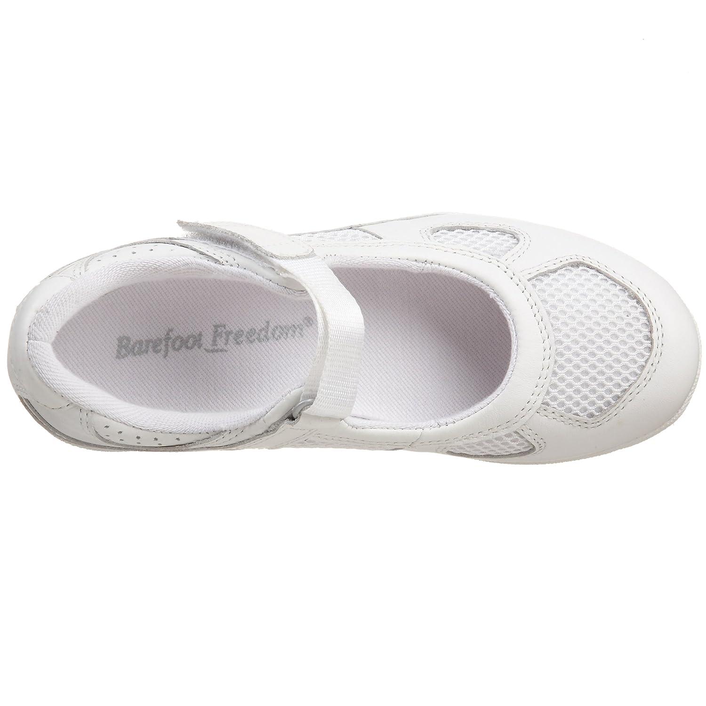 Drew Shoe 8.5 Women's Delite Flat B0018B7J6I 8.5 Shoe W US|White Combo 0ffed8