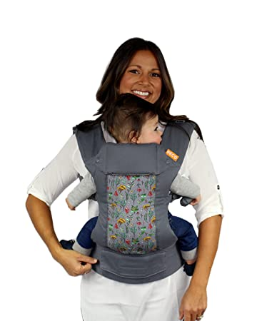 e2395cb4d86 Gemini Performance Baby Carrier by Beco - Herbal Study - Multi-Position  Soft Structured Sling