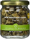 Les Moulins Mahjoub Wild Mountain Capers In Sea
