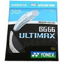 Yonex BG-66 Cordage Ultimax pour raquette de badminton 10 m