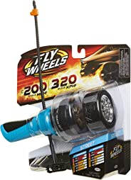 Fly Wheels Launcher + 2 Street Wheels - Rip it up to 200 Scale MPH, Fast Speed, Amazing Stunts & Jumps up to 30 feet! All Ter