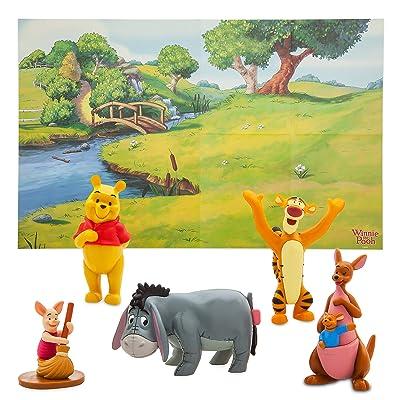 Disney Winnie The Pooh Figure Play Set: Toys & Games
