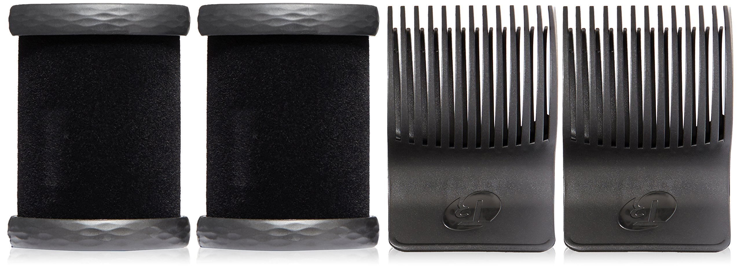 T3 Micro Volumizing Hot Rollers, 1.75 Inch, 2 Count