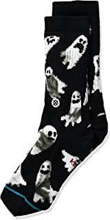 Stance Boys Hiccup Ghosts Reinforced Toe and Arch Support Crew Sock