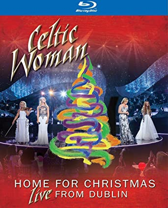 Home For Christmas Live From Dublin Blu Ray