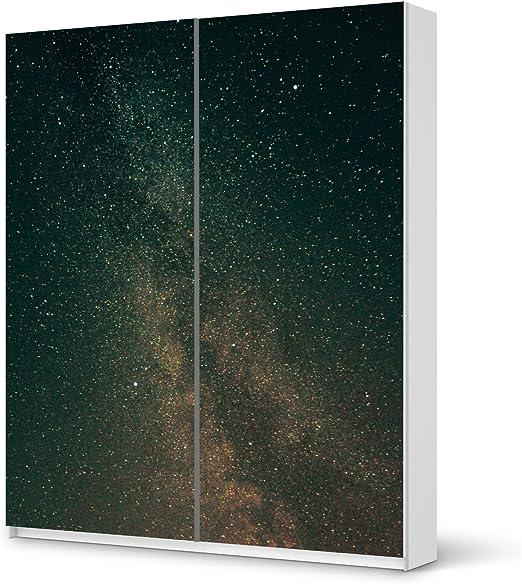 Skin para IKEA PAX armario de 236 cm de altura - puerta corredera ...