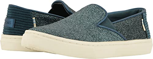 d1e6dafca3c Toms Tiny Luca Slip Ons Drizzle Grey Love Shoes  Amazon.ca  Shoes ...