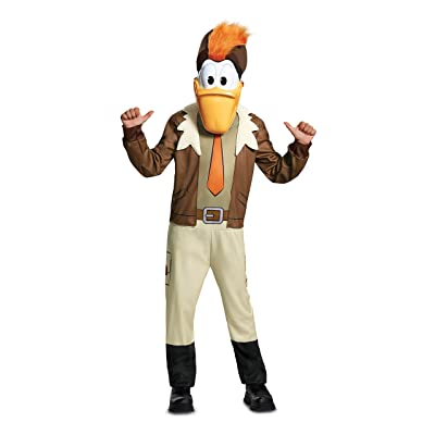 Ducktales Classic Launchpad Costume for Kids: Toys & Games