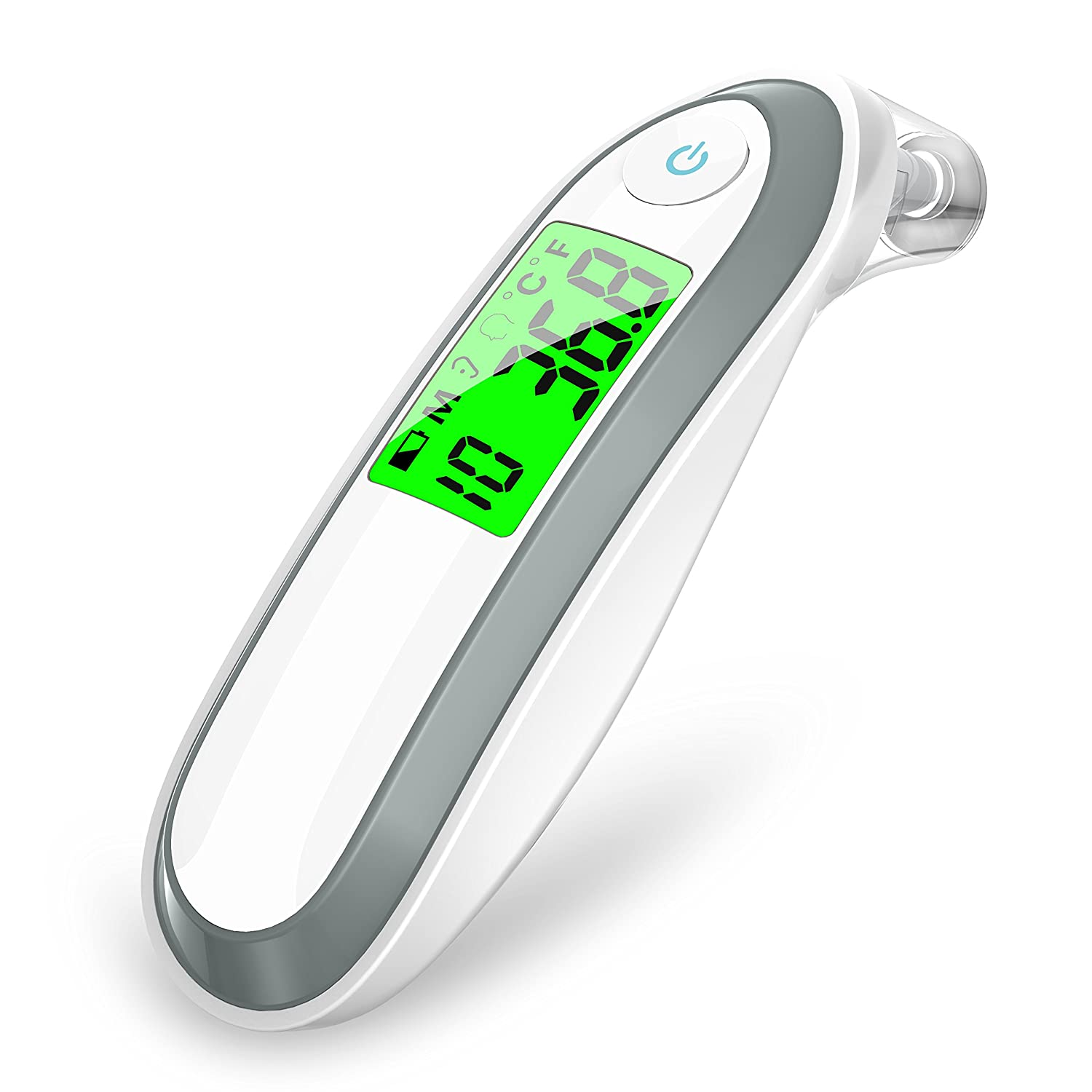 Ear And Forehead Thermometerannsky Digital Medical Infrared