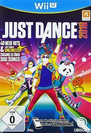 Just Dance 2018 Nintendo Wii U Amazonde Games