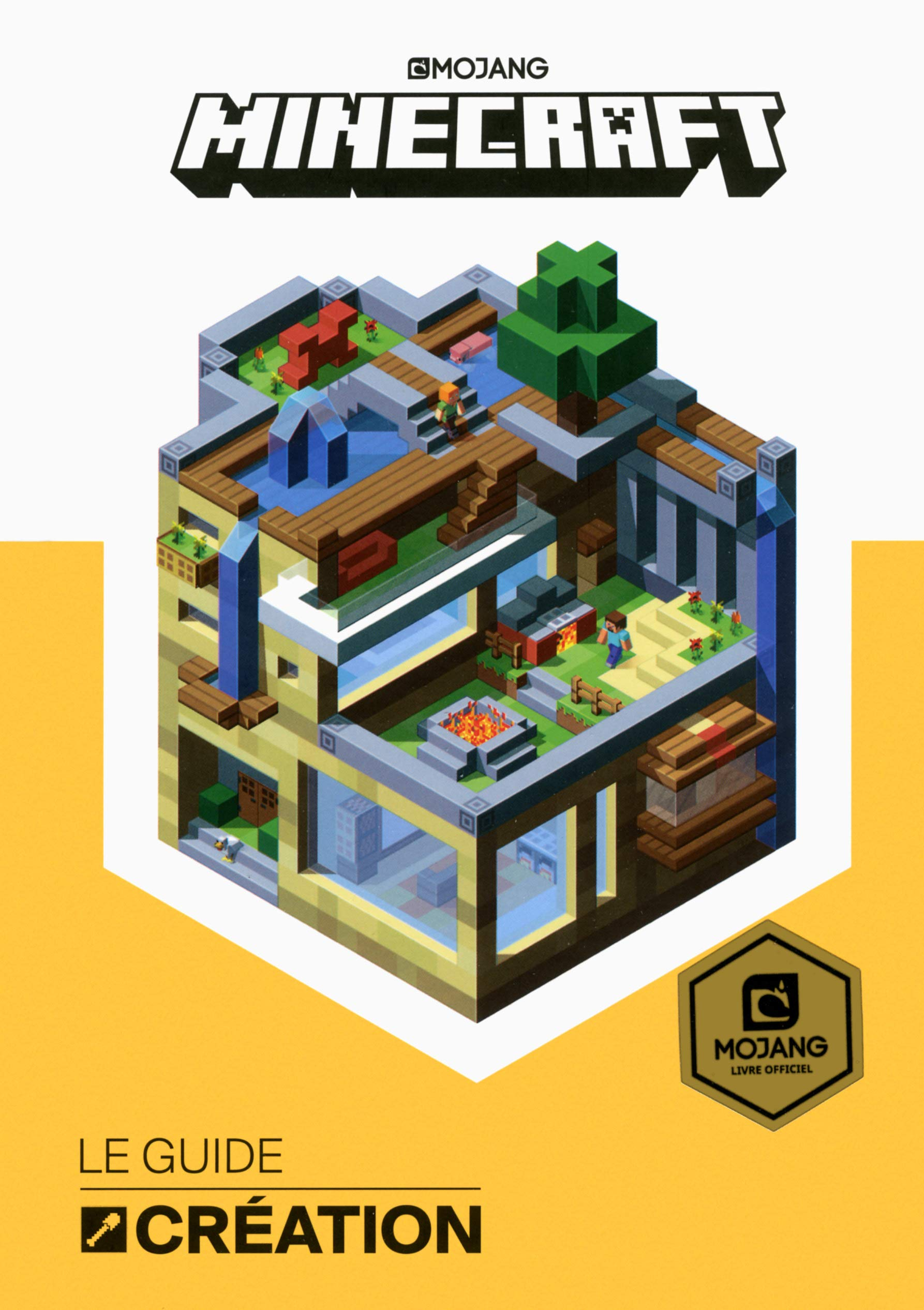 Amazon Fr Minecraft Le Guide Creation Craig Jelley