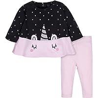 Gerber Baby-Girls Tunic and Legging Set Leggings - Pink - 18 Months