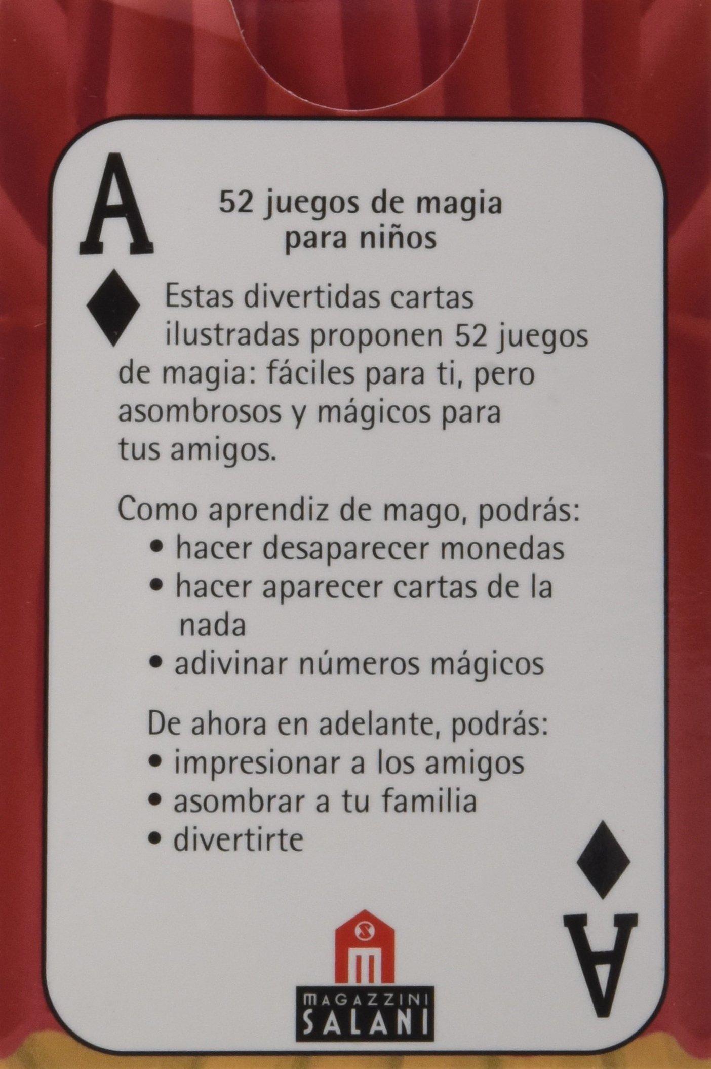 52 juegos de magia para niños: Lynn Gordon: 9788868217921 ...