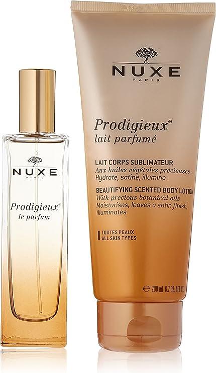 Nuxe PACK Prodigieux Le Parfum, 50ml+Leche Corporal Sublimadora ...