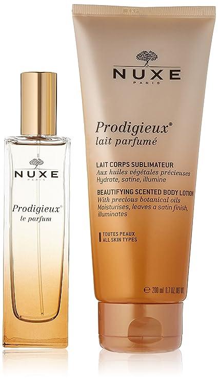 Nuxe PACK Prodigieux Le Parfum, 50ml+Leche Corporal Sublimadora Perfumada, 200ml