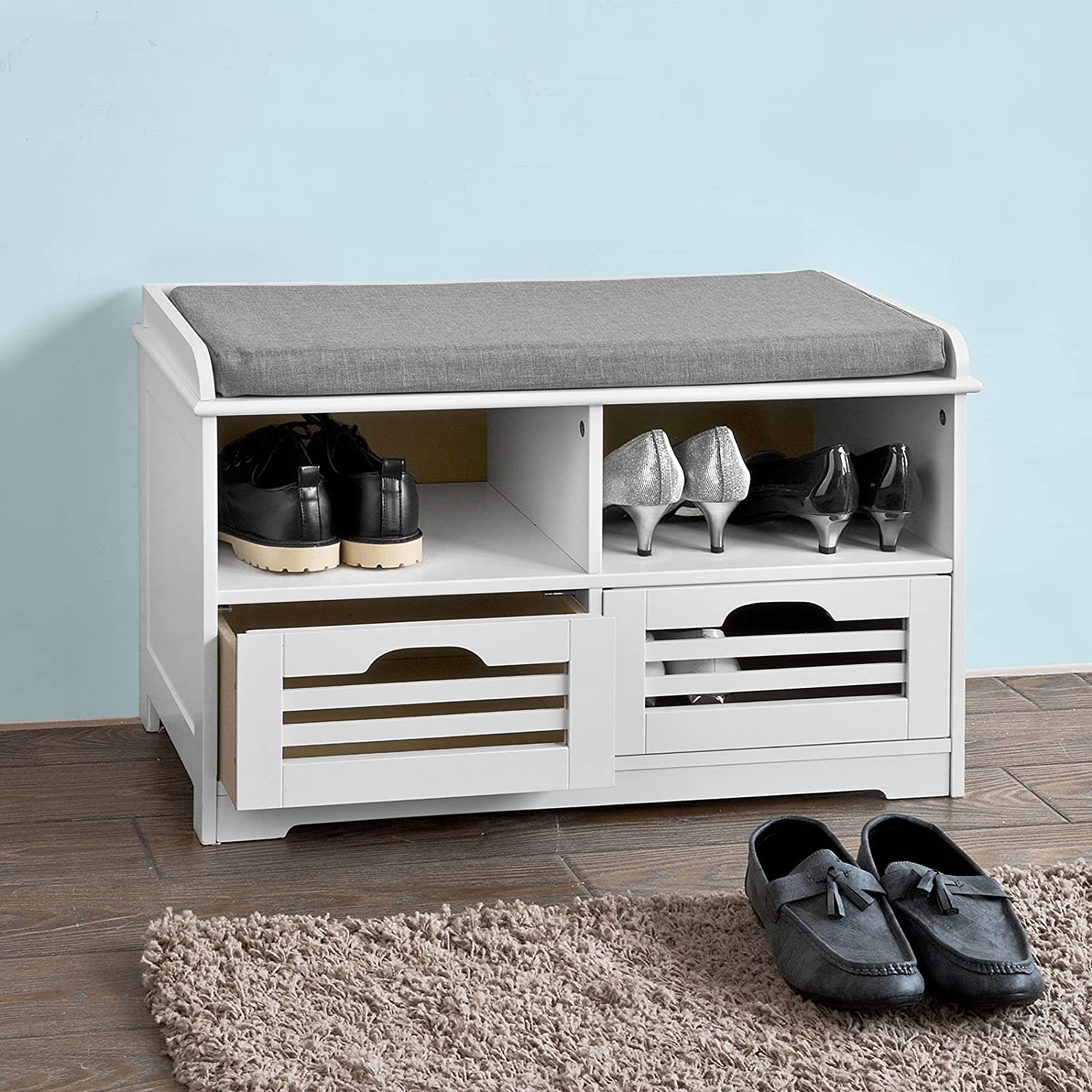cube organizer product storage maison white rouge overstock today home lucius shipping antique salinas in garden bench free