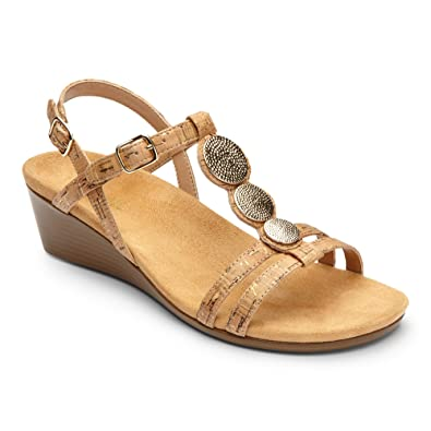 on sale df054 d4505 VIONIC Damen Sandalen Gold Gold: Amazon.de: Schuhe & Handtaschen