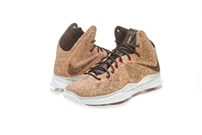 uk availability 629ad 999bd NIKE LEBRON X EXT CORK QS -580890-200 - SIZE 7