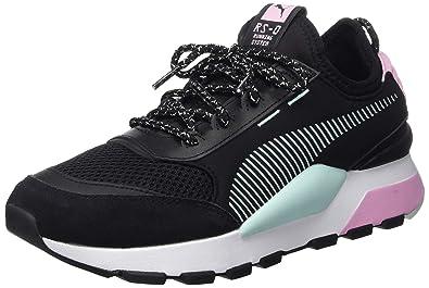 separation shoes 60827 18363 Puma Kids  RS-0 Winter Inj Toys Jr Low-Top Sneakers Black-