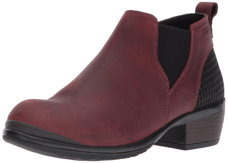 KEEN Women's Morrison Chelsea Shoe B01MYO7N5C 10 B(M) US|Cinnamon Roll/Raven