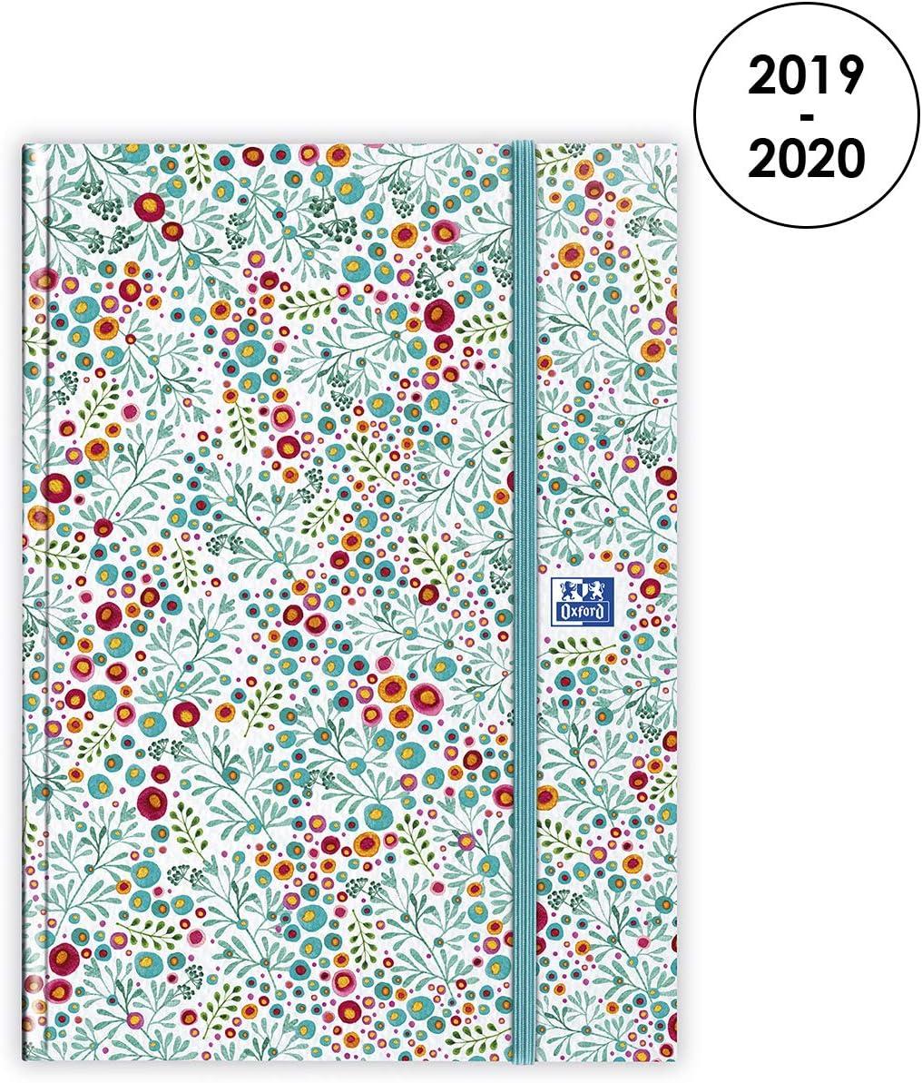 Oxford Flowers - Agenda 2019 – 2020 de agosto a agosto (1 día por ...