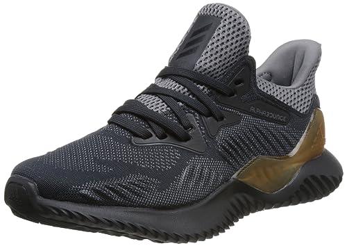 sports shoes bc82c df140 Adidas Boys Alphabounce Beyond J GrefouCarbonDgsogr Sports Shoes-4 UK