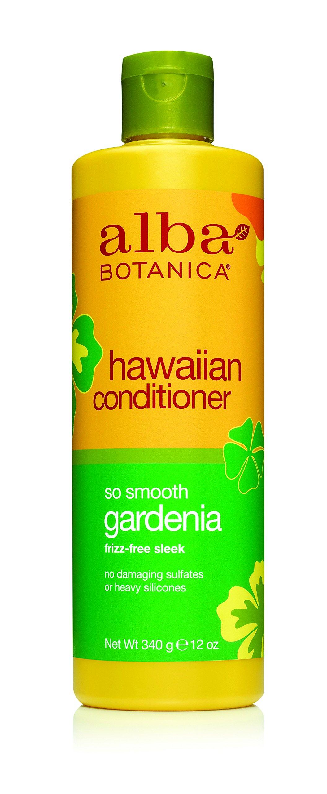 Alba Botanica Hawaiian, Gardenia Conditioner, 12 Ounce
