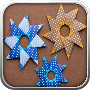 Origami Ninja Star (Shuriken) with One Sheet of Paper ... | 355x355