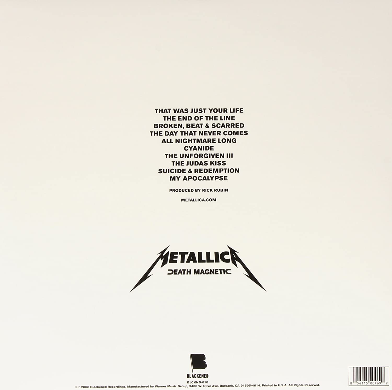 Death Magnetic : Metallica: Amazon.es: Música