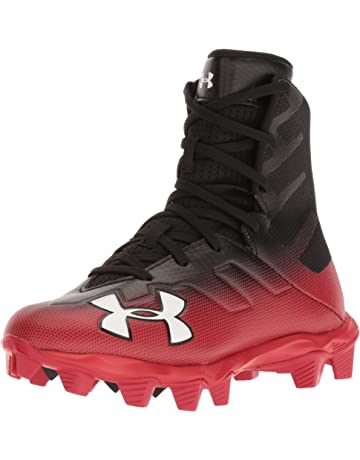 837b95224 Under Armour Kids' Highlight Rm Jr. Football Shoe
