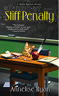 Stiff Penalty Mattie Winston Mysteries Book 6