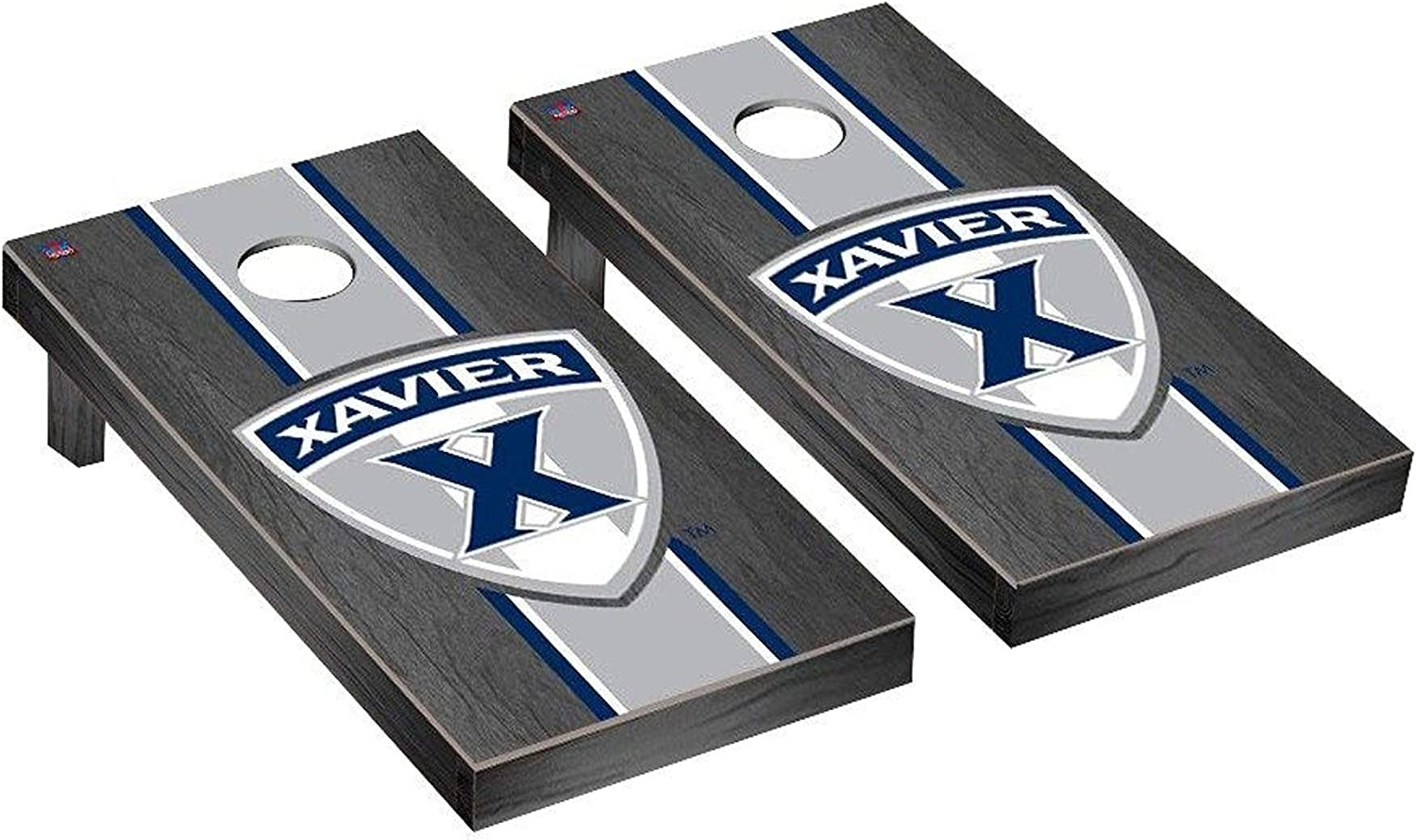 Xavier University三銃士Cornhole Game Set マルチカラー