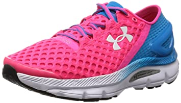 uk availability 634b6 a9a63 Under Armour Women's SpeedForm Gemini 2 Running Shoes UK 3 ...