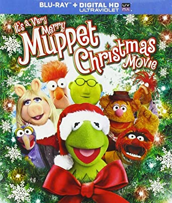 Muppet Christmas.Amazon Com It S A Very Merry Muppet Christmas Movie Blu