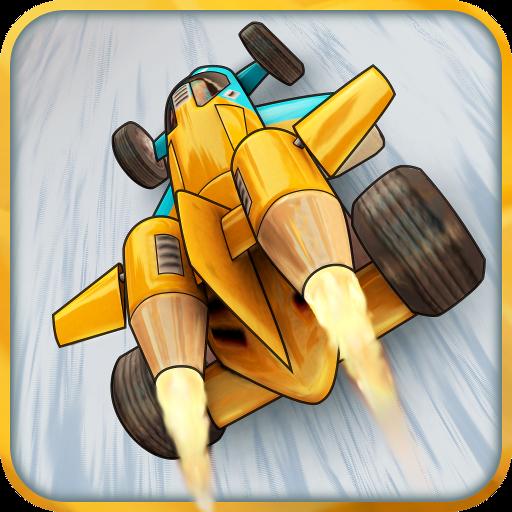 Jet Car Stunts 2 from True Axis