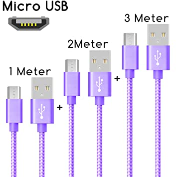 TheSmartGuard Micro-USB Kabel auf USB 2.0 | 1m &: Amazon.de: Elektronik