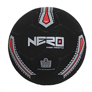 Admiral fútbol Premier Nero Pelota, tamaño 5: Amazon.es: Deportes ...