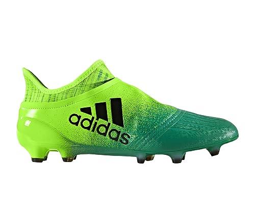 cheaper b2701 971c9 adidas X 16+ Purechaos FG, Botas de fútbol para Hombre  Amazon.es  Zapatos  y complementos