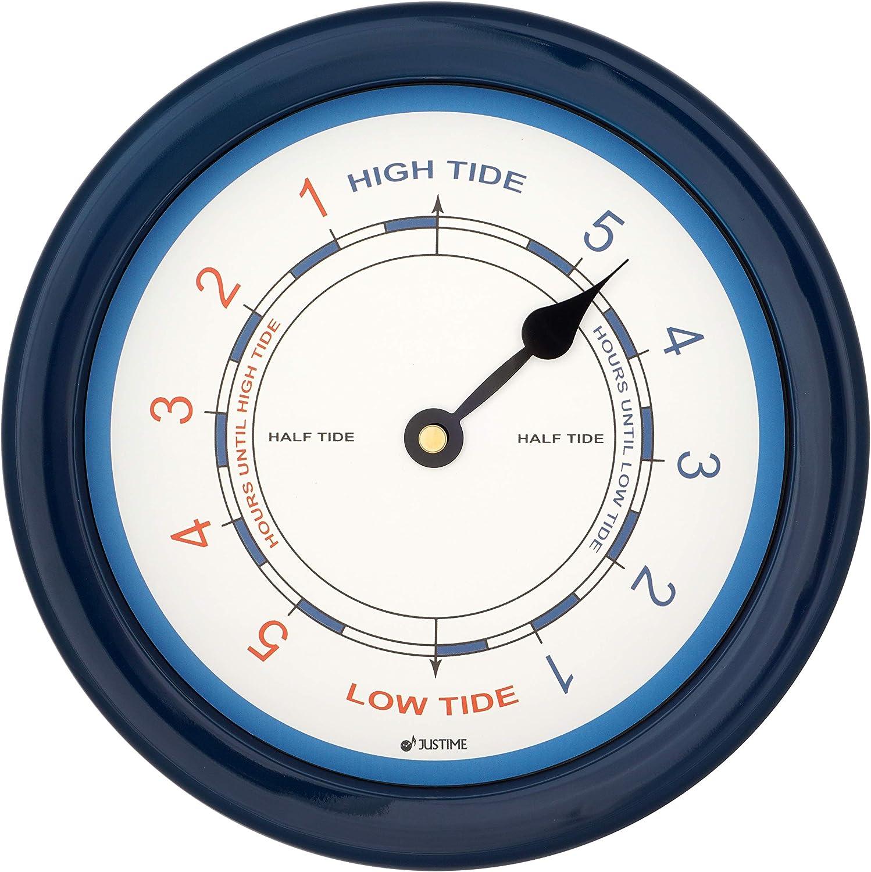 The Tide Timer Clock High Low Seascape Design