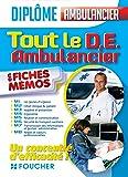 """Tout le DE """"Ambulancier"""" modules 1 à 8: Diplôme d'Etat Ambulancier"""