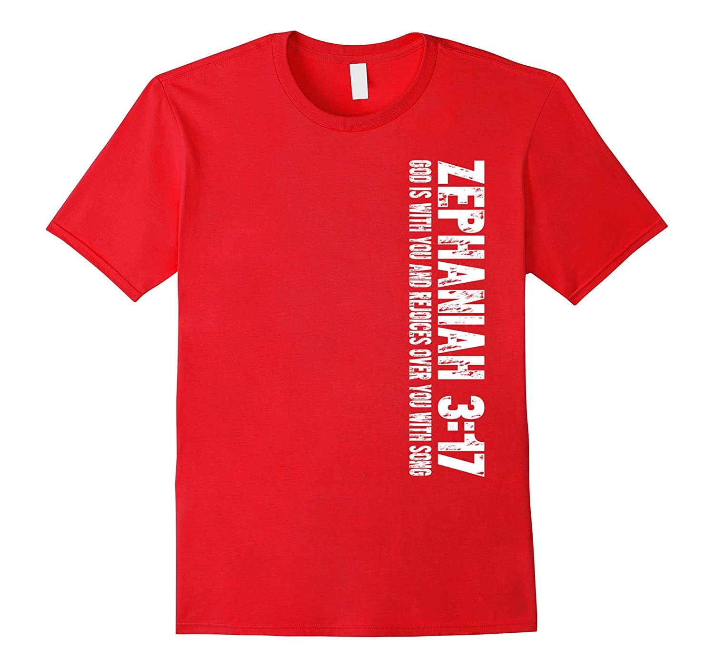 Christian T Shirt Zephaniah 317 PL