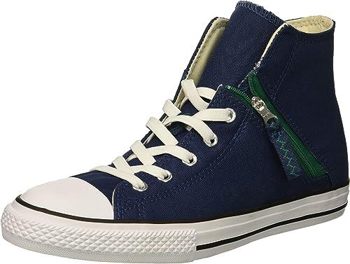 converse chuck taylor all star zip high-top sneaker