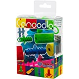 Canoodle Toy Pool Noodle (4-Piece) Nano Building Set