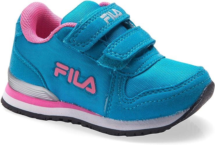 Fila Original 2 - Zapatillas de Running para niños (Talla 42, EU y 7), Color Azul Claro: Amazon.es: Zapatos y complementos