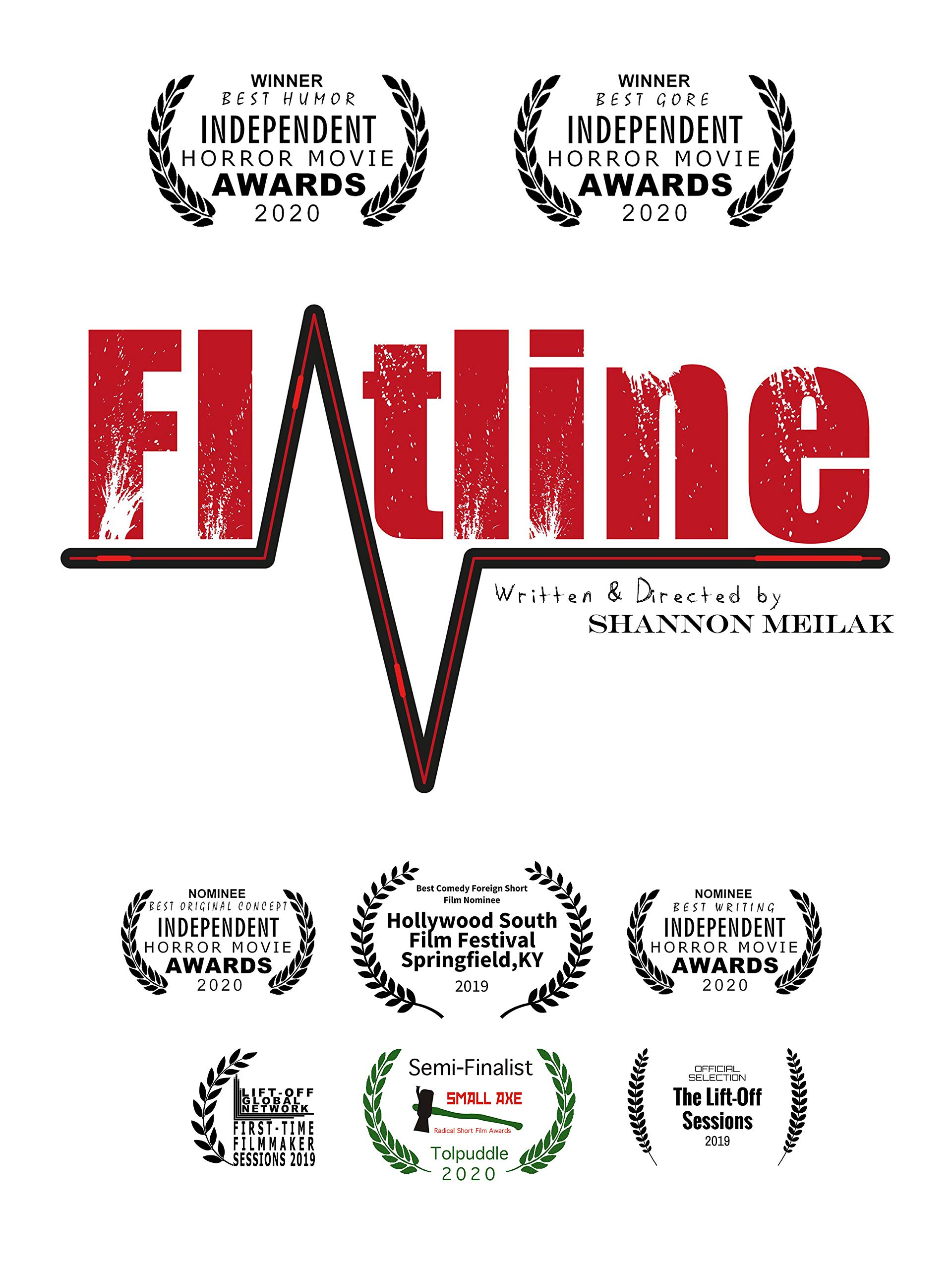 FLATLINE on Amazon Prime Video UK