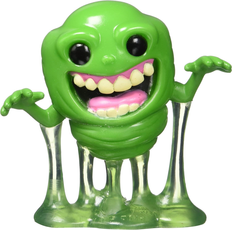 Funko Pop!- Pop Movies: Ghostbusters-Slimer Vinyl, Color Verde (3980)