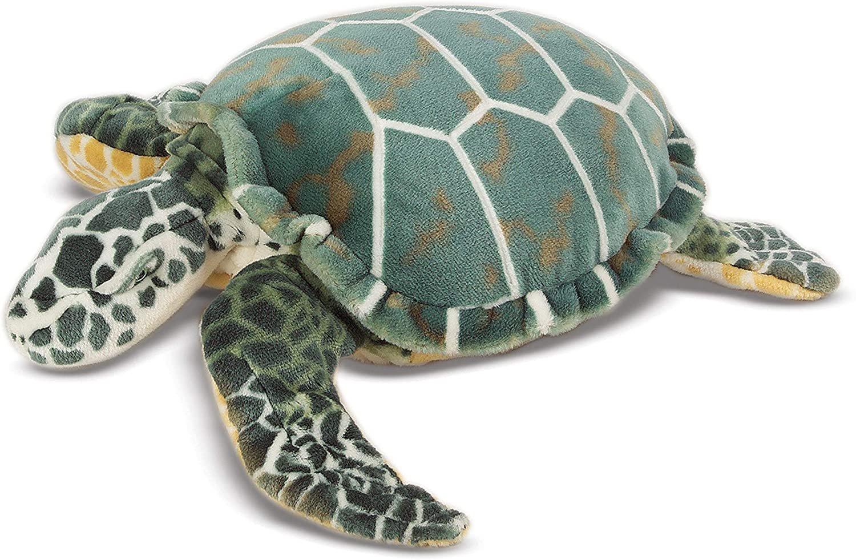 Melissa & Doug Giant Stuffed Sea Turtle
