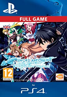 sword art online re hollow fragment ps4 amazon